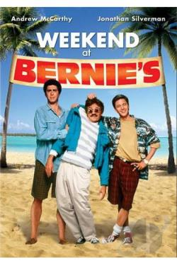 Weekend at Bernie's DVD Cover Art