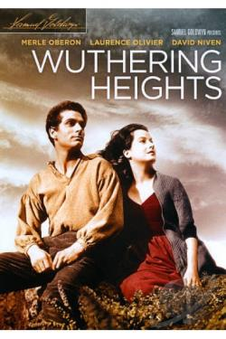 Wuthering Heights DVD Cover Art
