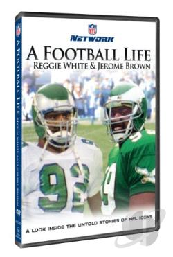 NFL: A Football Life - Reggie White/Jerome Brown DVD Cover Art