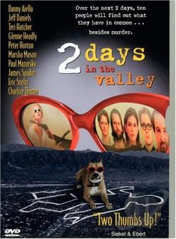 2 Days In The Valley DVD Cover Art