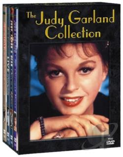 Judy Garland Collection - 4 DVD Collection DVD Cover Art