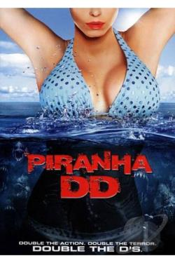 Piranha DD DVD Cover Art