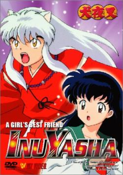 Inuyasha - Vol. 2: A Girl's Best Friend DVD Cover Art