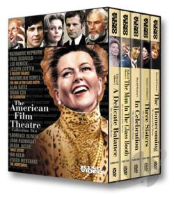 American Film Theatre - Collection Two DVD Cover Art