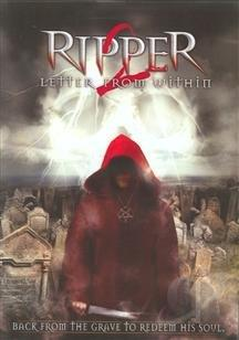Ripper 2 DVD Cover Art