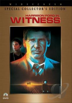 Witness DVD Cover Art
