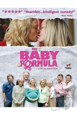 Baby Formula DVD Cover Art