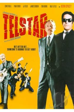 Telstar DVD Cover Art