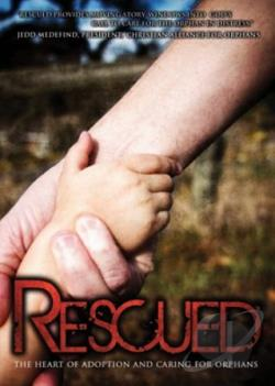 Rescued DVD Cover Art