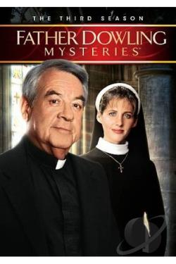 Father Dowling Mysteries: The Third Season DVD Cover Art