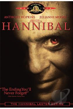 Hannibal BRAY Cover Art