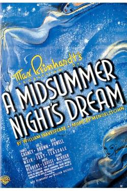 Midsummer Night's Dream DVD Cover Art
