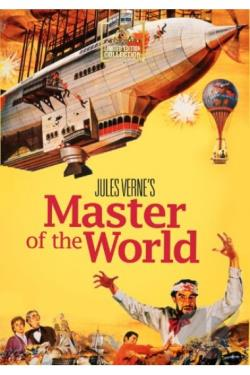 Master of the World DVD Cover Art