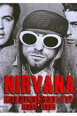 Nirvana: The Final Chapter DVD Cover Art