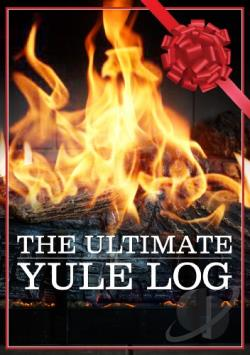 Ultimate Yule Log DVD Cover Art