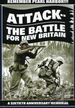 Remember Pearl Harbor - Attack: The Battle for New Britain DVD Cover Art