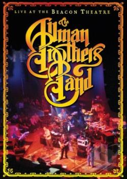Allman Brothers Band - Live At The Beacon Theatre DVD Cover Art