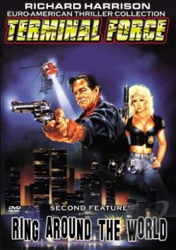 Terminal Force/Ring Around the World DVD Cover Art