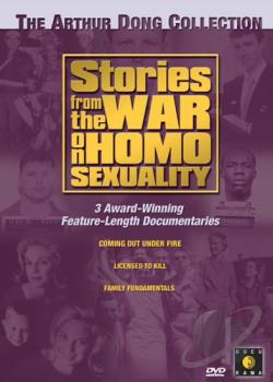 Stories from the War on Homosexuality DVD Cover Art