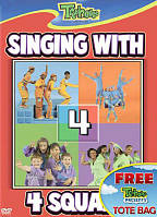 Singing With 4 Square DVD Cover Art