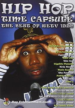 Hip Hop Time Capsule 1992 DVD Cover Art