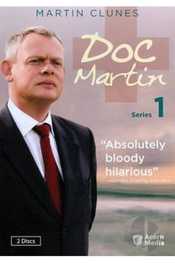 Doc Martin - Series 1 DVD Cover Art