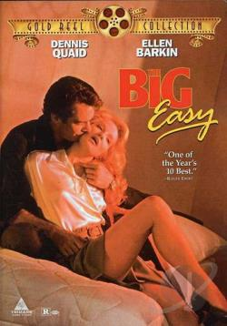 Big Easy DVD Cover Art