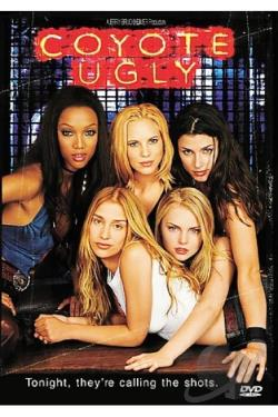Coyote Ugly DVD Cover Art