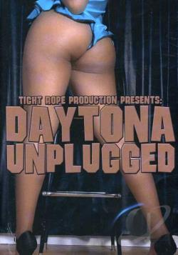 Daytona Unplugged DVD Cover Art