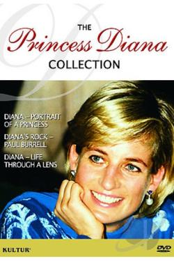 Princess Diana Collection DVD Cover Art