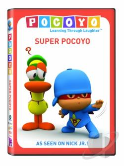 Pocoyo - Super Pocoyo DVD Cover Art
