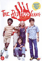 Red Hand Gang DVD Cover Art