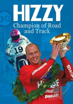 Hizzy: Champion of Road and Track DVD Cover Art