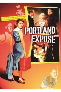Portland Expose DVD Cover Art