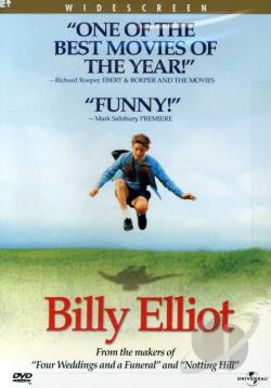 Billy Elliot DVD Cover Art