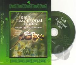 Irish Traditional Music DVD Cover Art