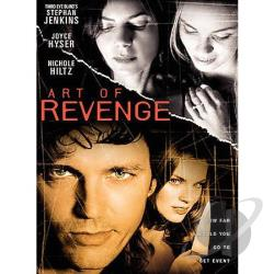 Art of Revenge DVD Cover Art