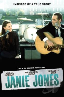 Janie Jones DVD Cover Art