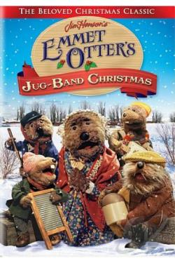 Emmet Otter's Jug-Band Christmas DVD Cover Art