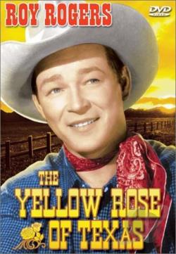 Yellow Rose of Texas DVD Cover Art