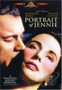 Portrait of Jennie DVD Cover Art