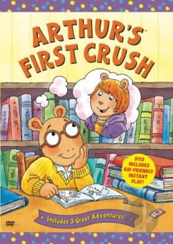 Arthur - Arthur's First Crush DVD Cover Art