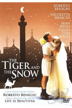 Tiger and the Snow DVD Cover Art