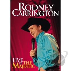 Rodney Carrington - Live at the Majestic DVD Cover Art