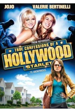 True Confessions of a Hollywood Starlet DVD Cover Art