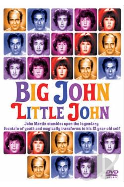 Big John, Little John DVD Cover Art