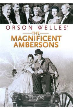 Magnificent Ambersons DVD Cover Art