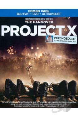 Project X BRAY Cover Art