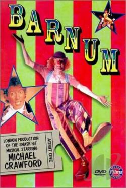 Barnum DVD Cover Art