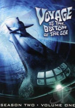 Voyage to the Bottom of the Sea - Season 2: Vol. 1 DVD Cover Art